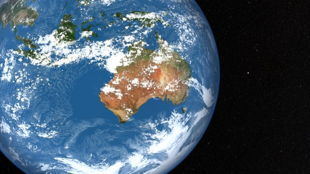 Map Of Australia From Space.Getting Starry Eyed About Space The Strategist