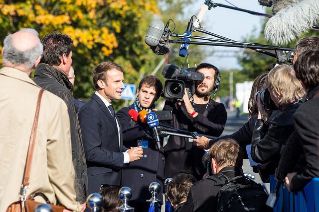 Macron takes aim at European politics   The Strategist