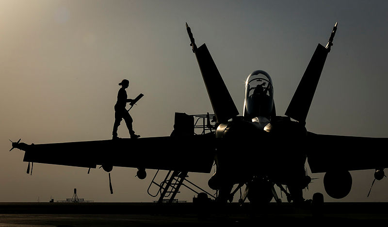 Preparing for stormy skies (part 1): the RAAF's future fighter force