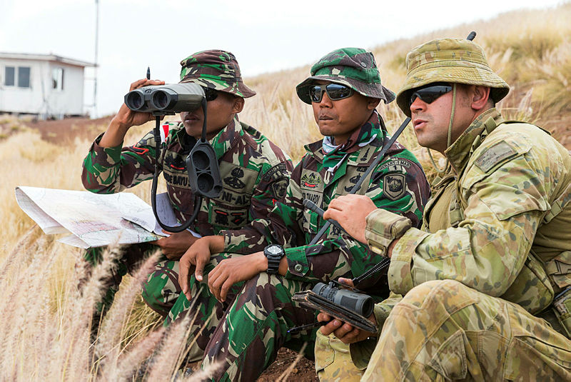Is Indonesia Australia's 'most important' security partner?