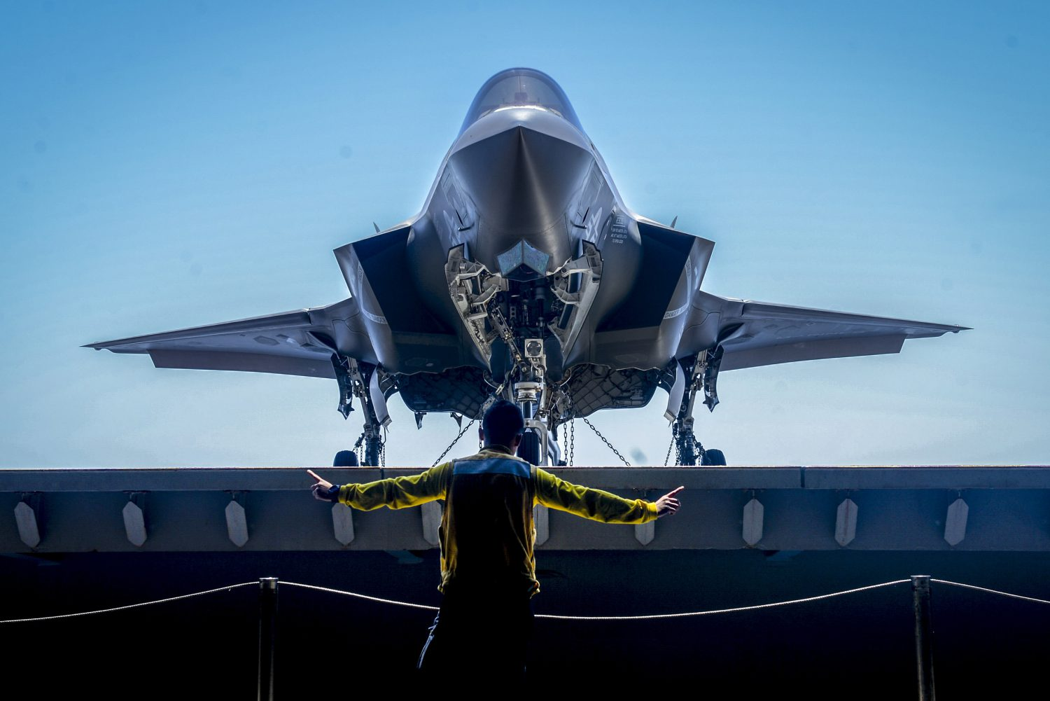 Plan 'B' for the F-35   The Strategist
