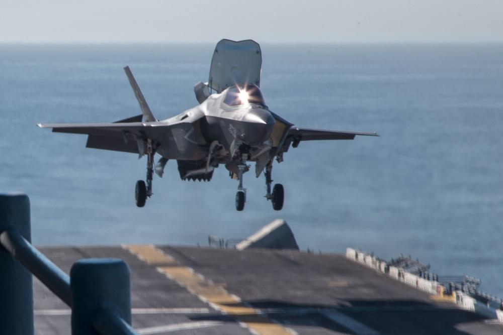 Should Australia follow Japan and take the F-35 to sea