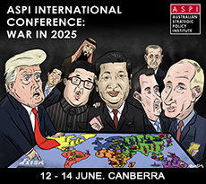 War in 2025 Conference