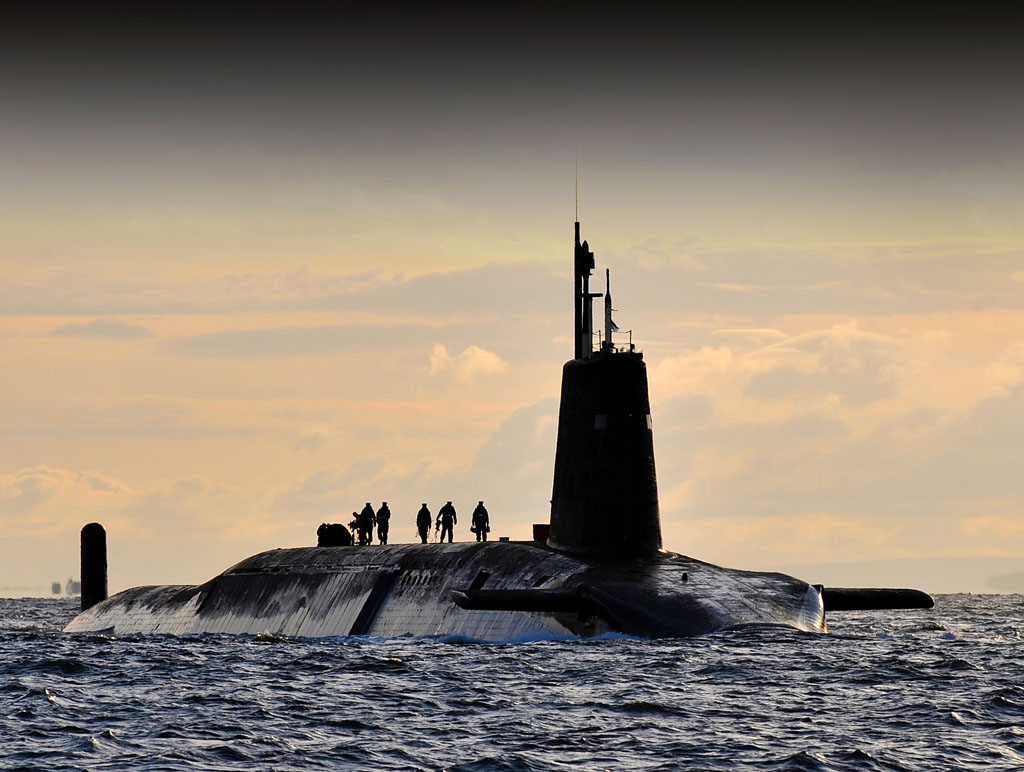 Counting the costs of an 'independent nuclear deterrent