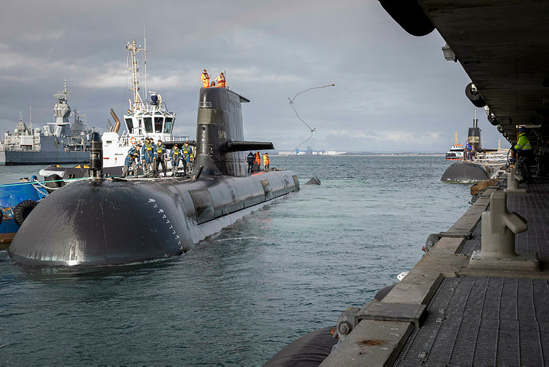 The Attack-class submarine battery debate: science fiction