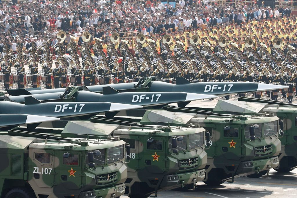 Beijing's show of military might is a wake-up call for Australia | The  Strategist