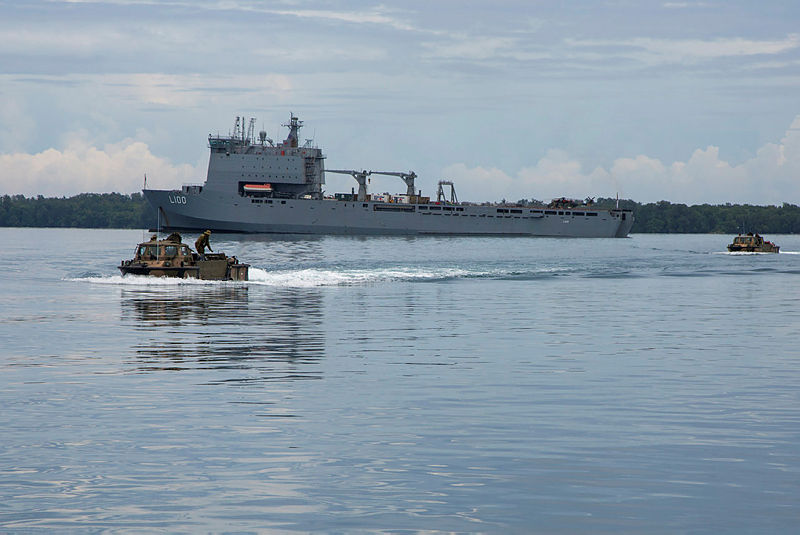 Australia must take the threat to the Manus Island naval base project seriously | The Strategist