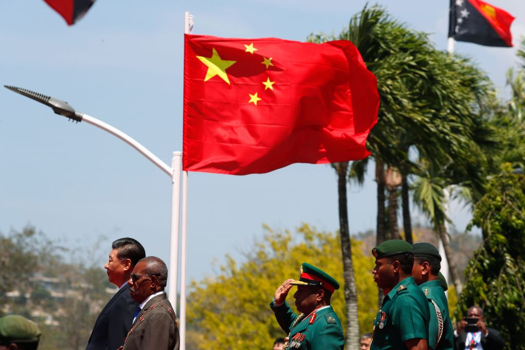 Papua New Guinea sides with China on Hong Kong   The Strategist