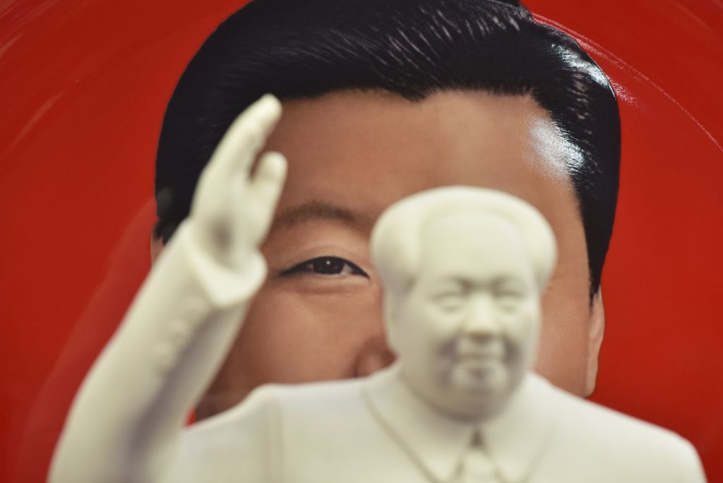 Helmsman Xi takes China back to the future