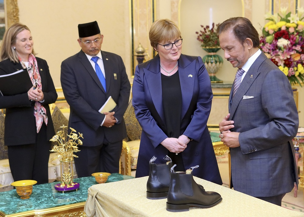 What's in a visit to Brunei?   The Strategist
