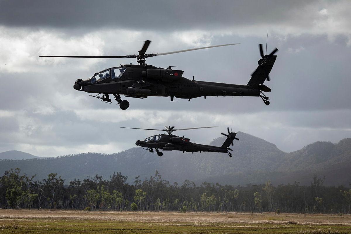 Armée Australienne/Australian Defence Force (ADF) - Page 7 Apache1501