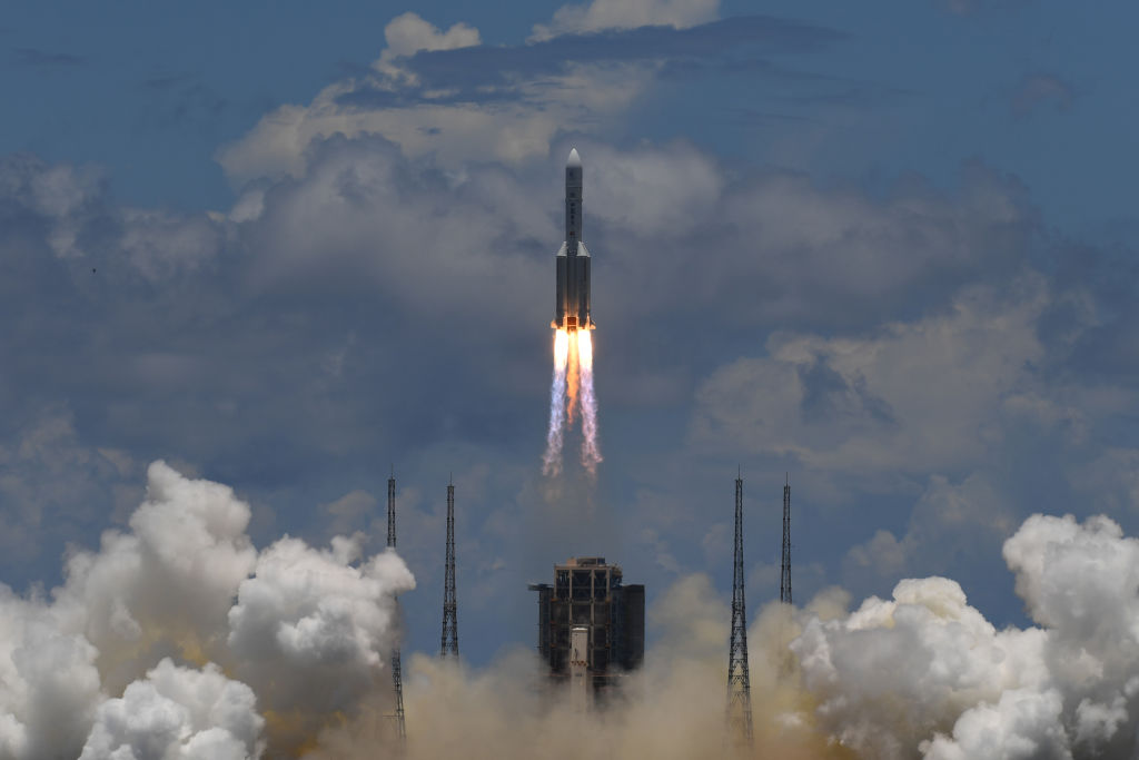 - GettyImages 1227744386 - Cheap, reusable space launchers are still years away for Chinese military