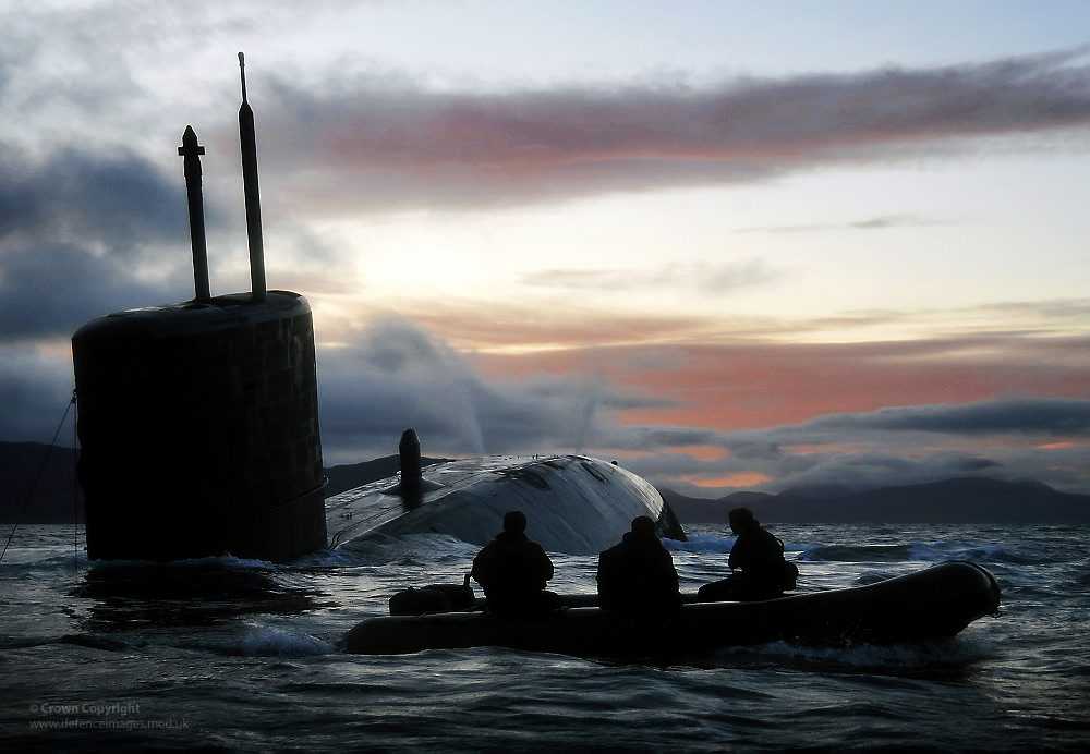 Can Australia get second-hand nuclear submarines? The UK option