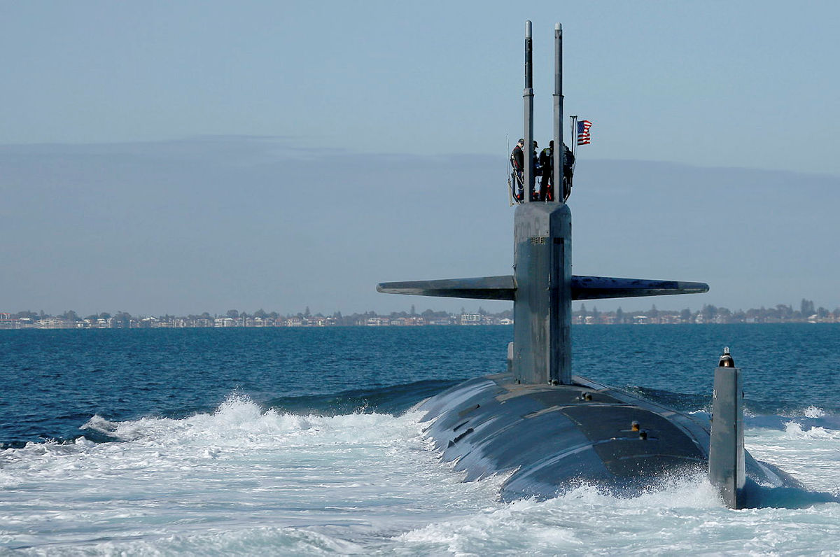 Can Australia get second-hand nuclear submarines? The US option